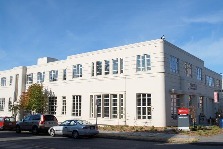 1313 E. Columbia Building