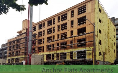 Project Tour : Anchor Flats Apartments