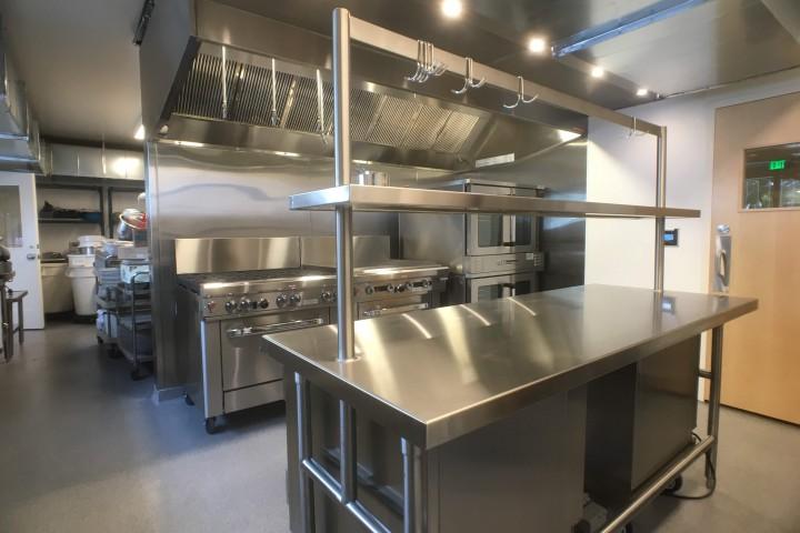 Alpha Chi Kitchen