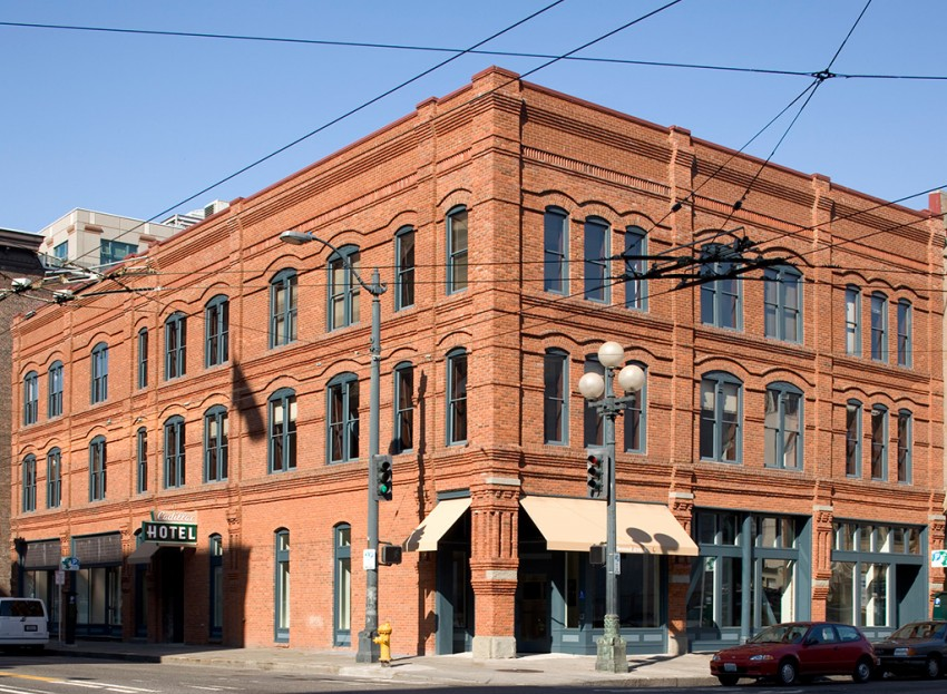 Rafn Company : Commercial General Contractor : Cadillac Hotel