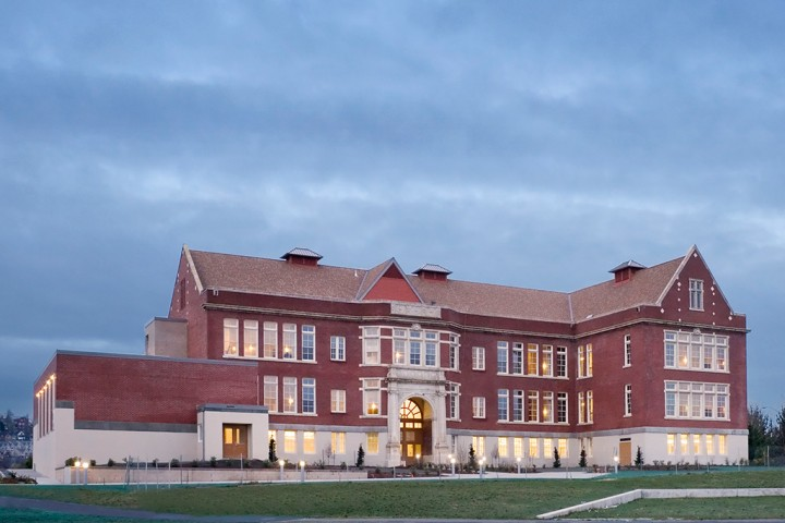 Colman School Apartments