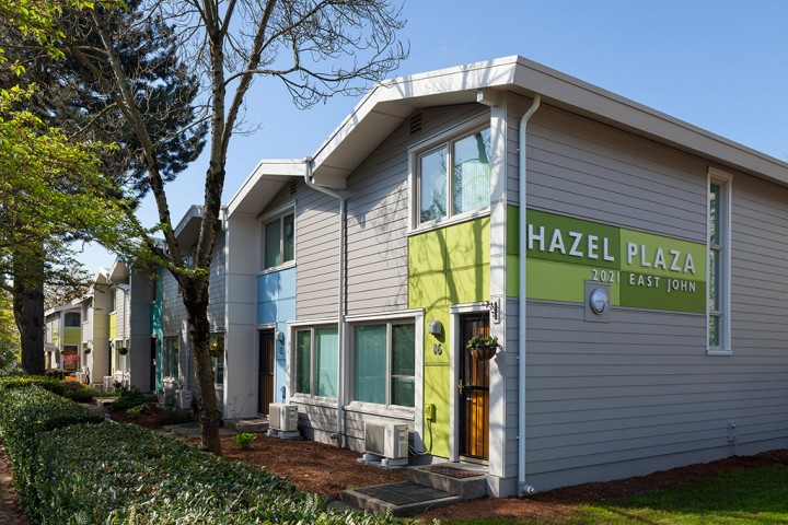 Hazel Plaza Apartments