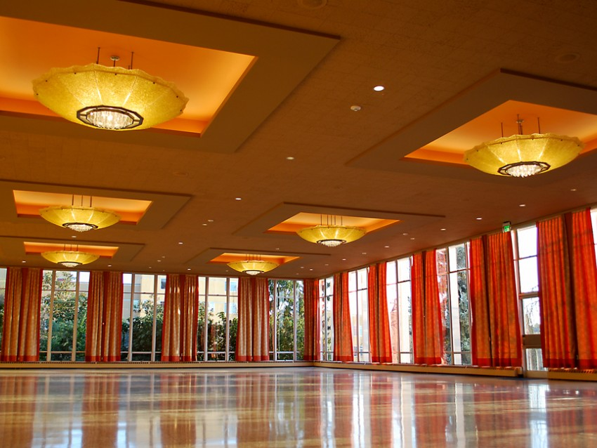 Seattle University Campion Ballroom
