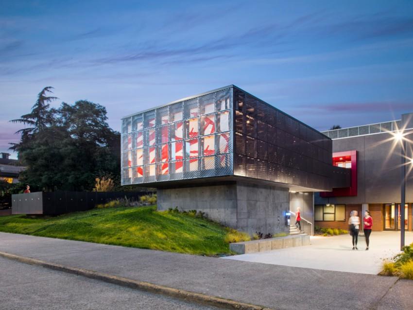 Seattle University Connolly Center