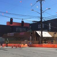 Maintaining Safe Access to the Varsity Inn Restaurant