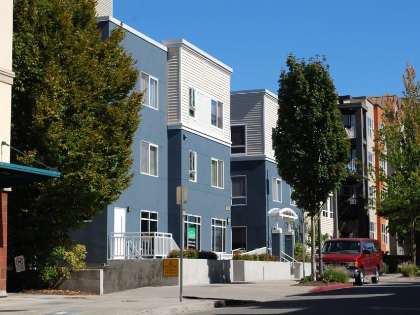 Ashwood Court Apartments Renovation