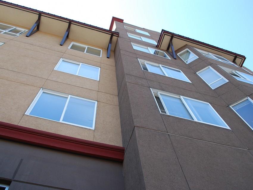 Casa Pacifica Apartments Reclad