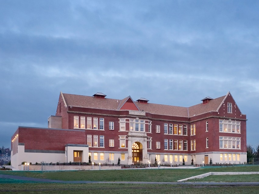 Colman School Apartments