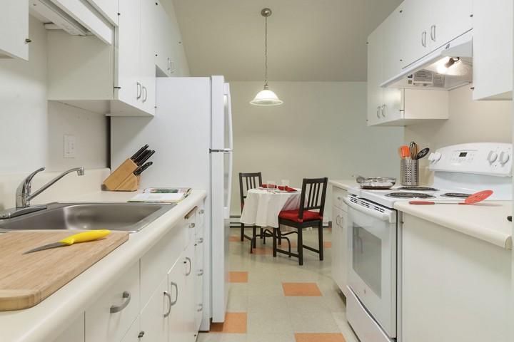 The Parker Apartments