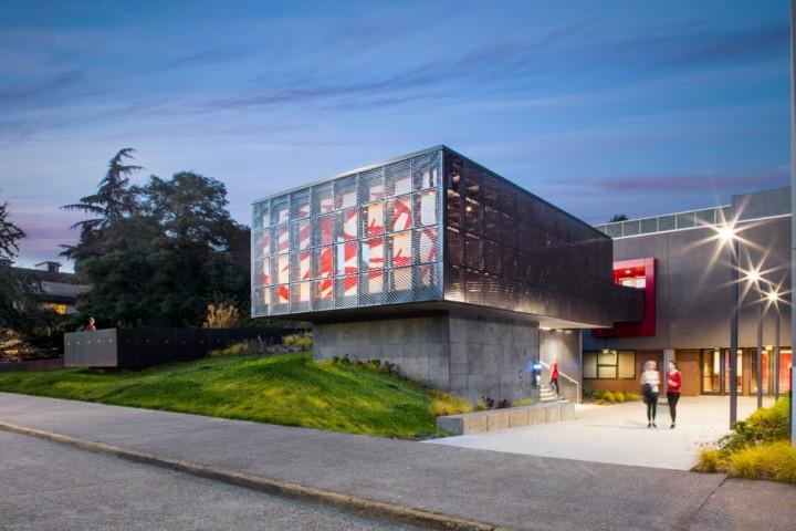 Seattle University Redhawk Center